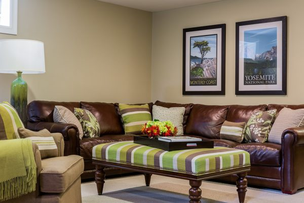 living room decorating ideas and designs Remodels Photos Elizabeth Home Decor & Design, Inc Chestnut Hill Massachusetts traditional-basement