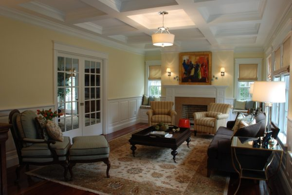 living room decorating ideas and designs Remodels Photos Elizabeth Home Decor & Design, Inc Chestnut Hill Massachusetts traditional-living-room