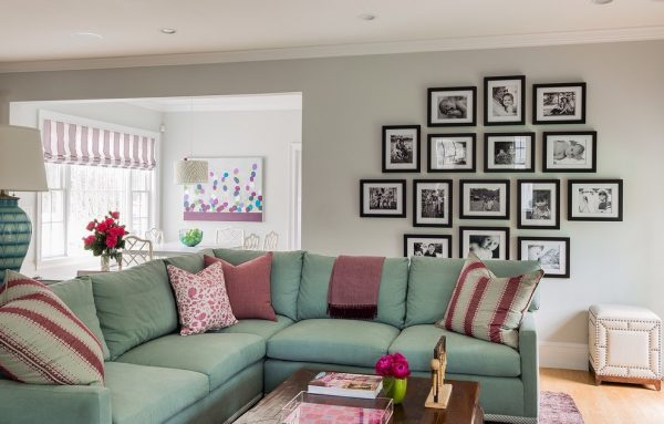 living room decorating ideas and designs Remodels Photos Elizabeth Home Decor & Design, Inc Chestnut Hill Massachusetts transitional-family-room