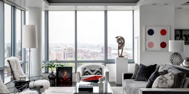 living room decorating ideas and designs Remodels Photos Eric Roseff Designs Boston Massachusetts United States modern-living-room