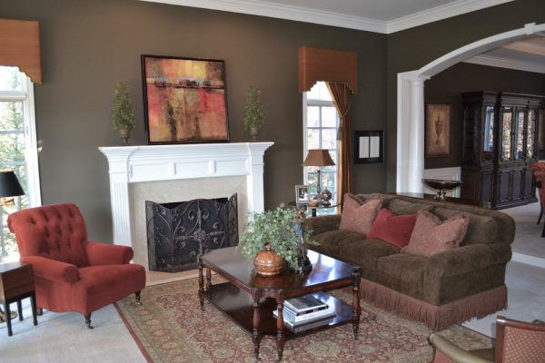 living room decorating ideas and designs Remodels Photos Foran Interior Design Plano Texas United States traditional