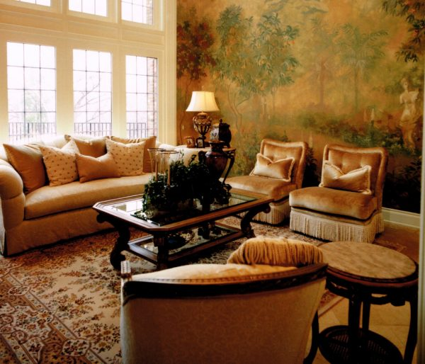 living room decorating ideas and designs Remodels Photos Foran Interior Design Plano Texas United States traditional-living-room-001
