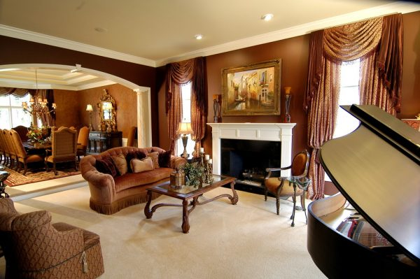 living room decorating ideas and designs Remodels Photos Foran Interior Design Plano Texas United States traditional-living-room-003