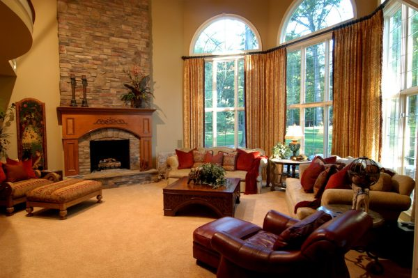 living room decorating ideas and designs Remodels Photos Foran Interior Design Plano Texas United States traditional-living-room-005