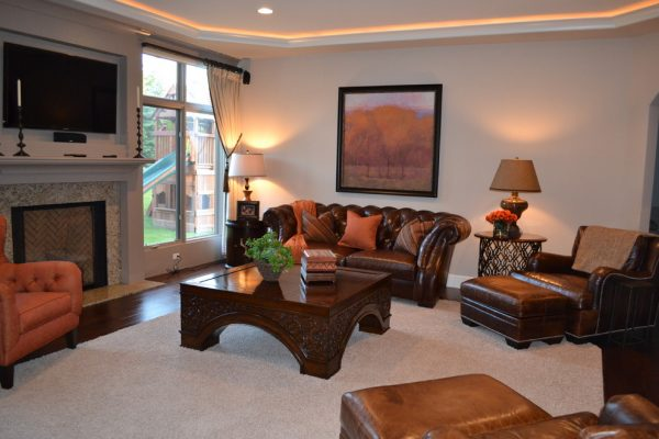 living room decorating ideas and designs Remodels Photos Foran Interior Design Plano Texas United States traditional-living-room