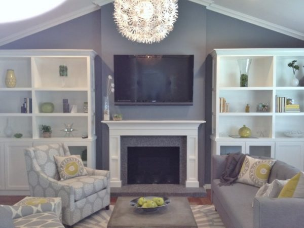 living room decorating ideas and designs Remodels Photos Found Design Lafayette California United States contemporary-living-room