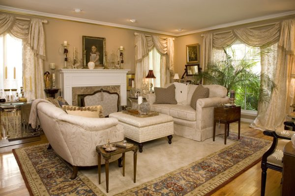 living room decorating ideas and designs Remodels Photos Get Back JoJo San Jose California United States eclectic-living-room-003