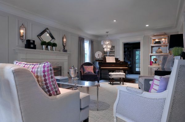 living room decorating ideas and designs Remodels Photos HarLoe Interiors Rockville Centre New York United States traditional-living-room-001