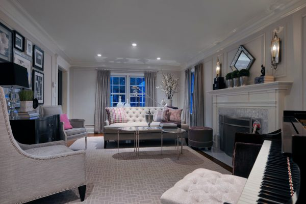living room decorating ideas and designs Remodels Photos HarLoe Interiors Rockville Centre New York United States traditional-living-room