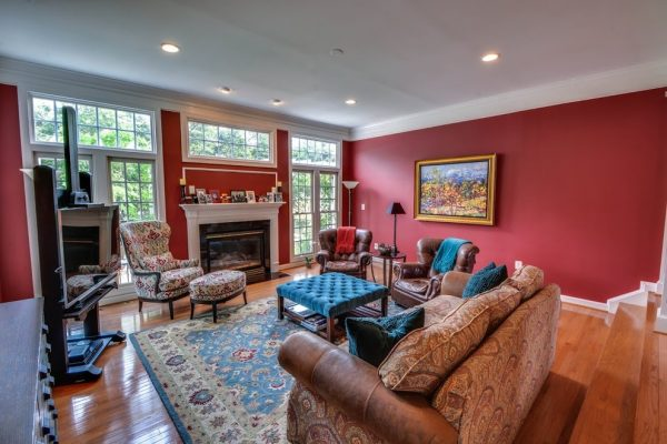 living room decorating ideas and designs Remodels Photos Heather Bates Design Chantilly Virginia United States eclectic-family-room