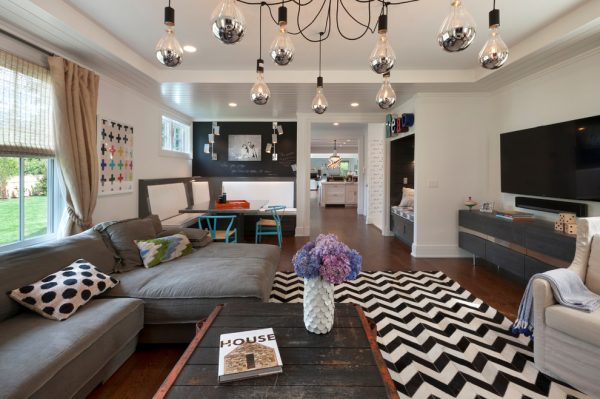 living room decorating ideas and designs Remodels Photos Hogue Interior Design LLCWestportConnecticut United States family-room-001