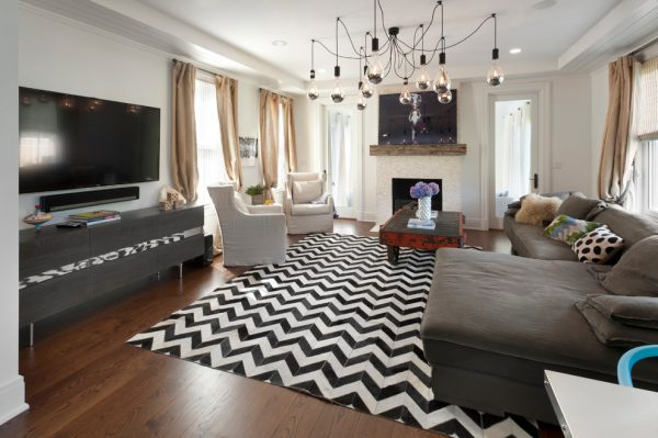 living room decorating ideas and designs Remodels Photos Hogue Interior Design LLC Westport Connecticut United States family-room