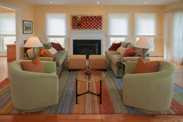 living room decorating ideas and designs Remodels Photos Inner Visions Interiors Bedford Massachusetts United States transitional-living-room-001