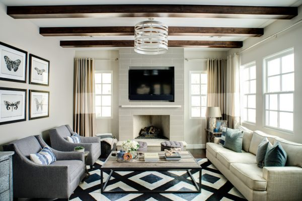 living room decorating ideas and designs Remodels Photos  J & J Design Group, LLC Scottsdale Arizona United States transitional-family-room