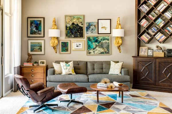 living room decorating ideas and designs Remodels Photos  J & J Design Group, LLC Scottsdale Arizona United States transitional-living-room