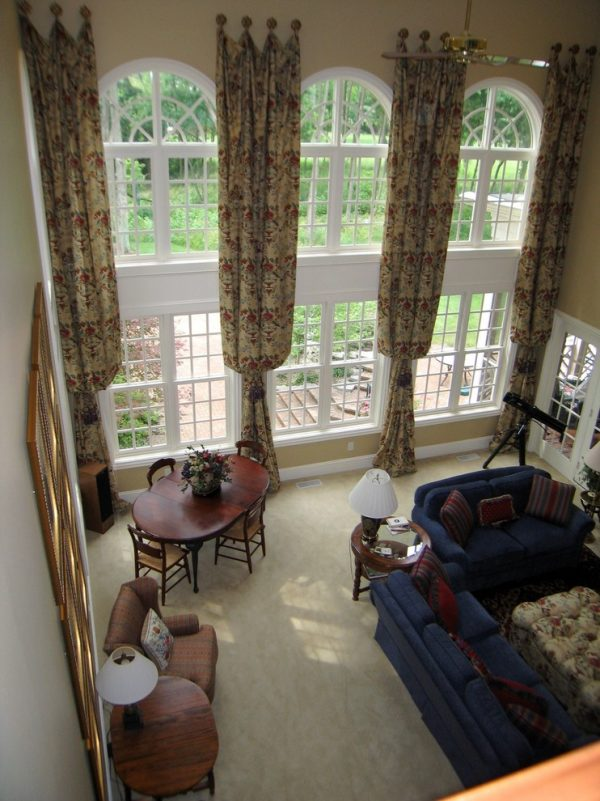 living room decorating ideas and designs Remodels Photos J Kern Design Gahanna Ohio United States traditional