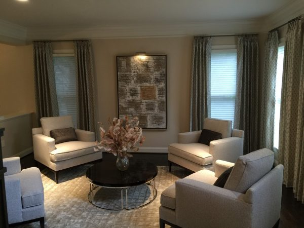 living room decorating ideas and designs Remodels Photos J&L Interiors, LLC Leesburg Virginia United States modern-001