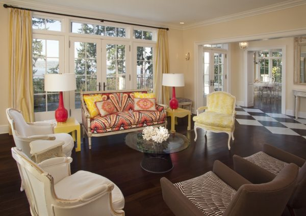 living room decorating ideas and designs Remodels Photos Jacobson Interior Design Bellevue Washington United States traditional-living-room