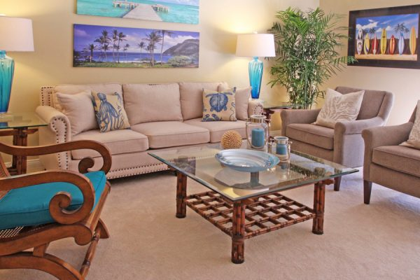 living room decorating ideas and designs Remodels Photos Janice Peters, Distinctive Décor Thousand Oaks California beach-style-living-room-001