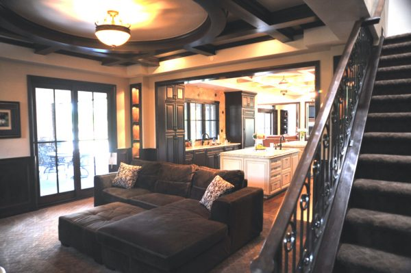 living room decorating ideas and designs Remodels Photos Kaleidoscope Design Denver Colorado United States traditional-living-room