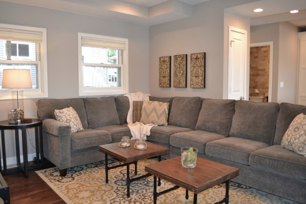 living room decorating ideas and designs Remodels Photos Kelly Brasch Interiors Cary Illinois United States contemporary-living-room-001