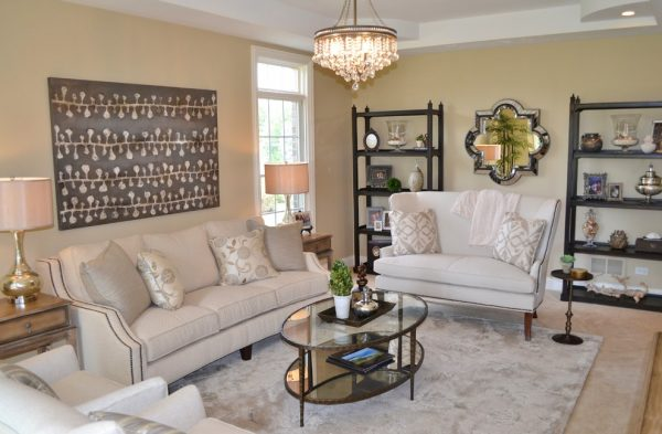 living room decorating ideas and designs Remodels Photos Kelly Brasch Interiors Cary Illinois United States transitional-living-room-003