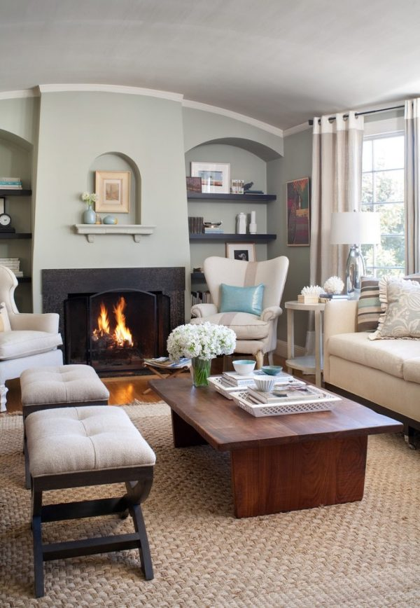 living room decorating ideas and designs Remodels Photos Kelly Keiser Interior Design & Decoration San Francisco California living-room