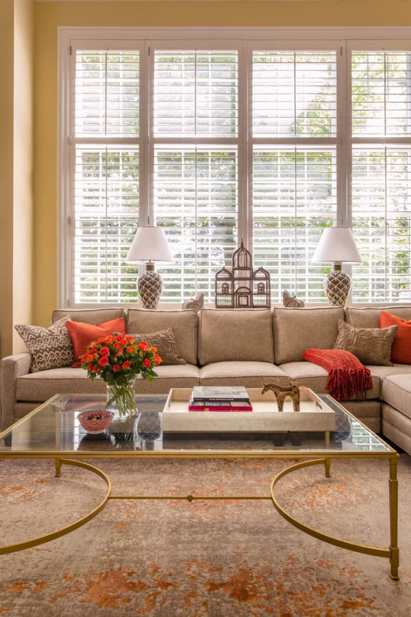 living room decorating ideas and designs Remodels Photos LW Interiors Waban Massachusetts United States transitional-living-room-001