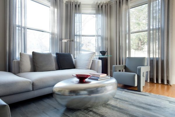 living room decorating ideas and designs Remodels Photos La Tour Design Boston Massachusetts United States contemporary-family-room-001