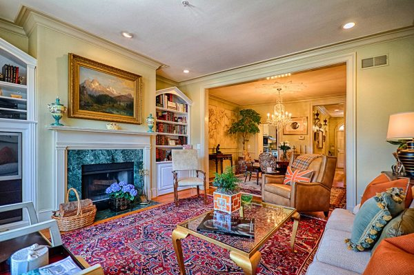 living room decorating ideas and designs Remodels Photos Lee Design and Interiors Alexandria Virginia United States traditional-family-room-001