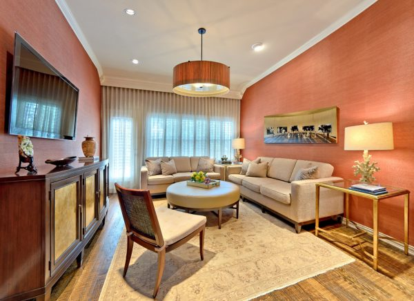 living room decorating ideas and designs Remodels Photos Lee Lormand Design Texas United States transitional-living-room