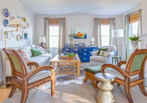 living room decorating ideas and designs Remodels Photos Linda Holt Interiors Boxford Massachusetts United States transitional-family-room