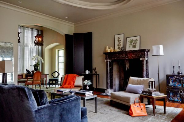 living room decorating ideas and designs Remodels Photos Lisa Davis Interiors Boston Massachusetts United States eclectic-living-room