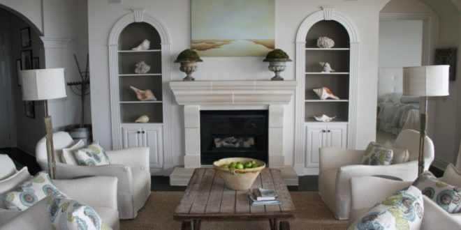 living room decorating ideas and designs Remodels Photos Liz Williams Interiors Atlanta Georgia United States beach-style-living-room