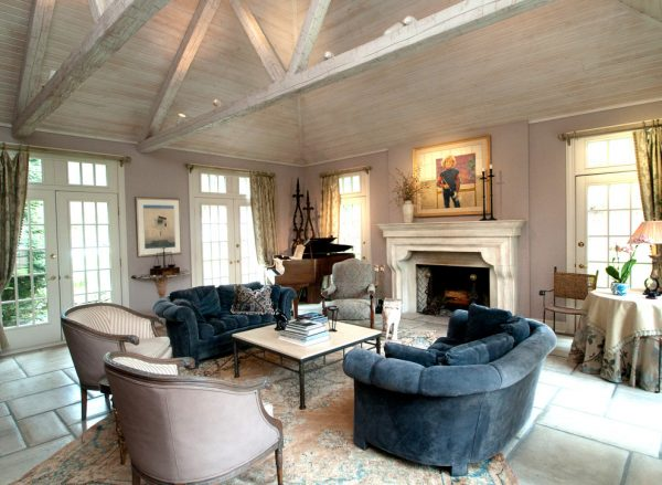 living room decorating ideas and designs Remodels Photos Lobalzo Design Associates, Ltd Shaw Rd Akron United States eclectic