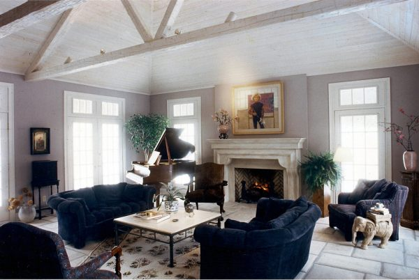 living room decorating ideas and designs Remodels Photos Lobalzo Design Associates, Ltd Shaw Rd Akron United States eclectic-living-room