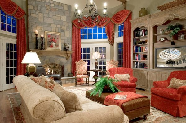 living room decorating ideas and designs Remodels Photos Lori Levine Interiors, Inc. Basking Ridge New Jersey United Statestraditional-living-room-002