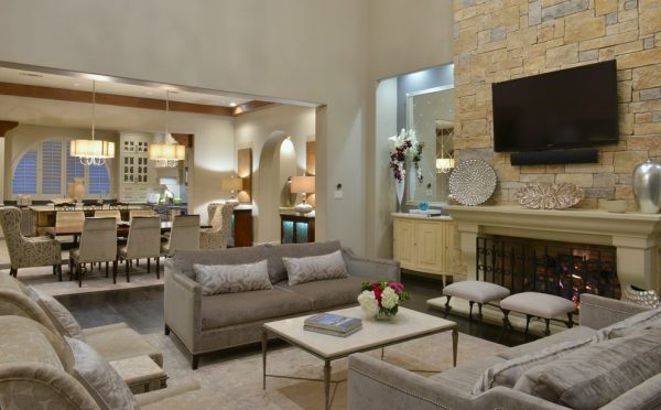 living room decorating ideas and designs Remodels Photos M2 Design Group Southlake Texas United States transitional-family-room-001