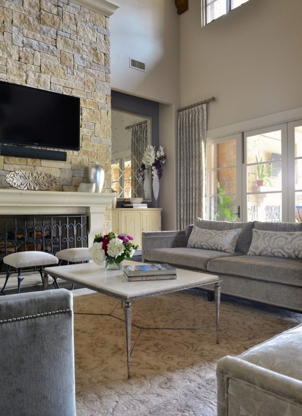 living room decorating ideas and designs Remodels Photos M2 Design Group Southlake Texas United States transitional-family-room-004