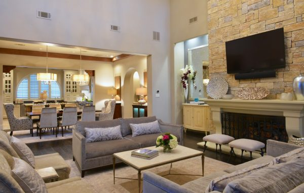 living room decorating ideas and designs Remodels Photos M2 Design Group Southlake Texas United States transitional-family-room