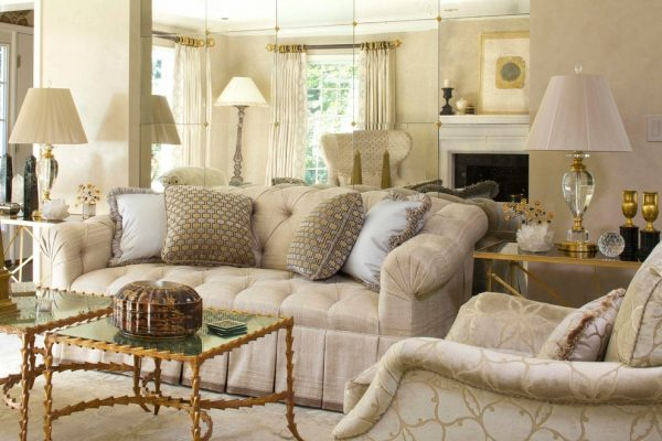 living room decorating ideas and designs Remodels Photos MICHAEL WHALEY INTERIORS, INC New York United States transitional-living-room-001