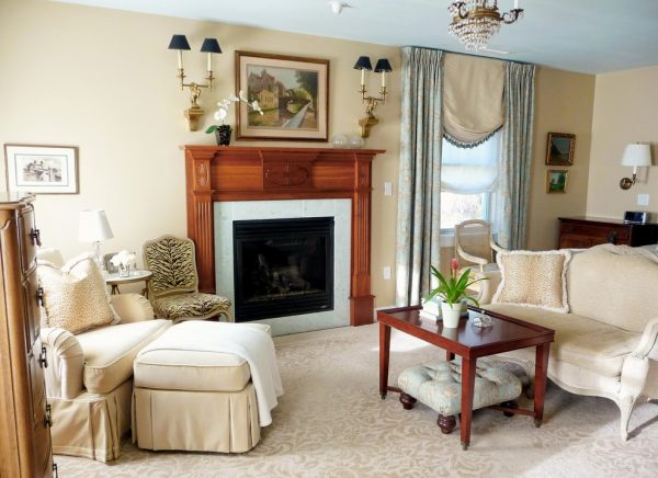 living room decorating ideas and designs Remodels Photos Marylou Fraser Interiors Wellesley Massachusetts United States traditional-bedroom