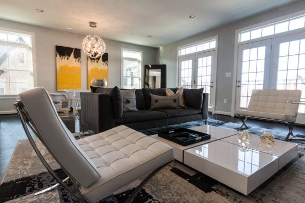 living room decorating ideas and designs Remodels Photos Perceptions Interiors Washington, D.C United States contemporary-family-room-001