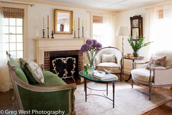 living room decorating ideas and designs Remodels Photos Randy Trainor Franconia New Hampshire United States living-room