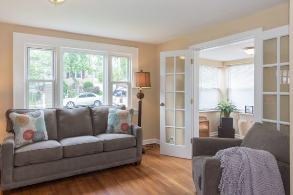 living room decorating ideas and designs Remodels Photos Re-Feather Your Nest Decorating Mt. Freedom New Jersey transitional-living-room