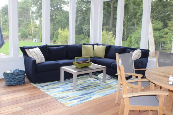 living room decorating ideas and designs Remodels Photos Rug & Home Gallery + Design Hawthorne New York United States rustic-living-room