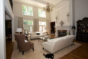 Living Room Decorating and Designs by Sassy Green Interiors LLC - Carmel, Indiana, United States