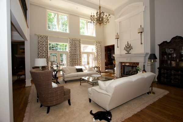 living room decorating ideas and designs Remodels Photos Sassy Green Interiors LLCCarmel Indiana United States traditional-living-room