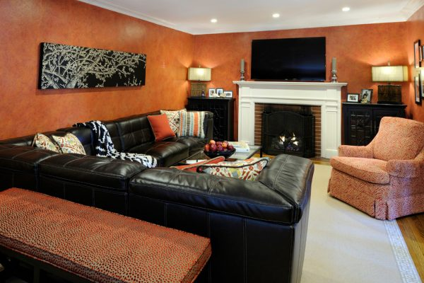 living room decorating ideas and designs Remodels Photos Savvy Surrounding Style St. Louis Missouri United States traditional-002