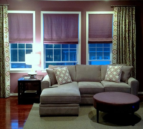 living room decorating ideas and designs Remodels Photos Segal & Wilmot Interior Design Wayne Pennsylvania United States contemporary-living-room